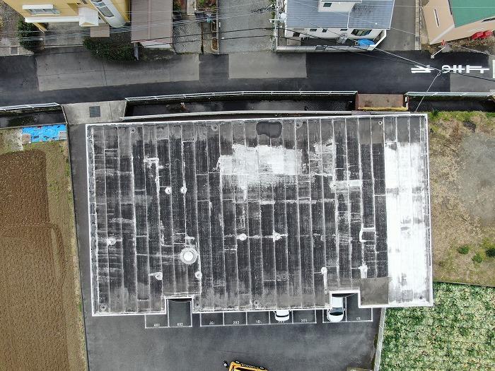 ドローン導入!屋上防水点検に効果発揮!未然に雨漏りを防ぎませんか?