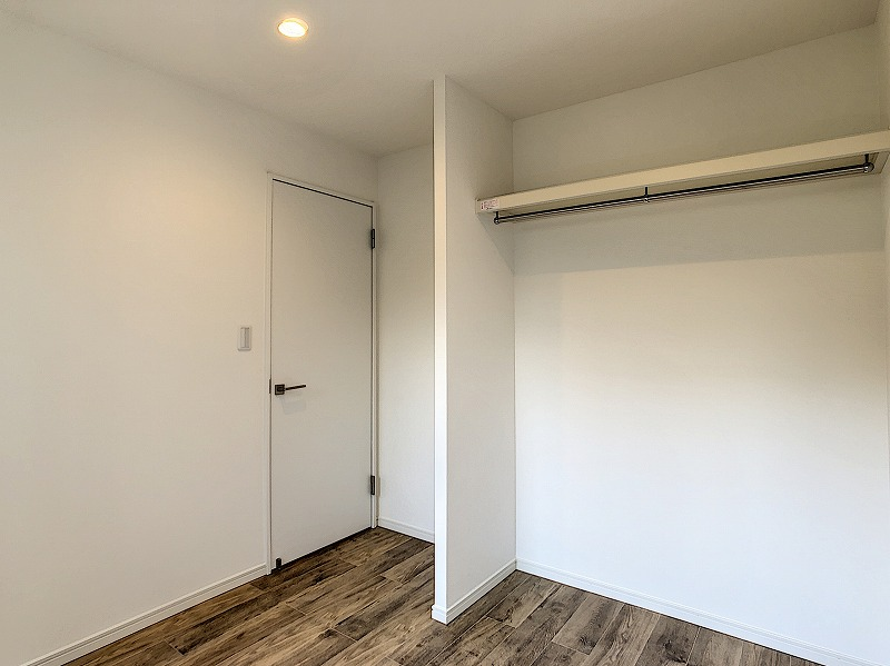 ROOM2 KITA 4.5J 寝室にも書斎にも適した落ち着く空間です。